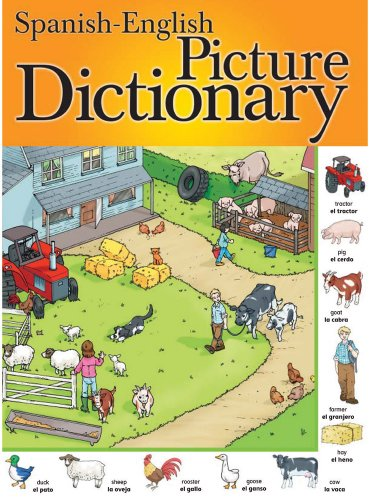 9780769635262: Spanish-English Picture Dictionary (English and Spanish Edition)