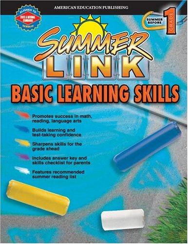 9780769635606: Summer Link Basic Learning Skills, Kindergarten-Grade 1