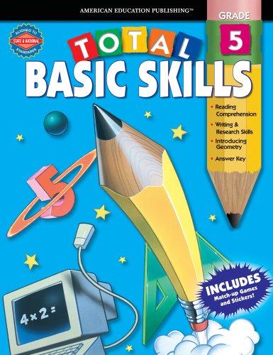 Total Basic Skills, Grade 5: American Education Publishing