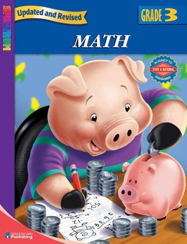 9780769637037: Spectrum Math, Grade 3