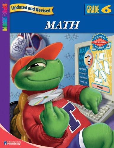 9780769637068: Spectrum Math, Grade 6