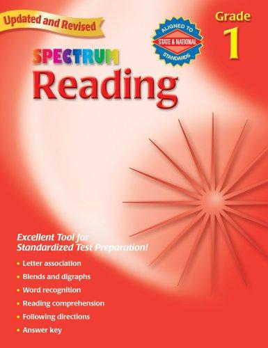 9780769638614: Spectrum Reading, Grade 1