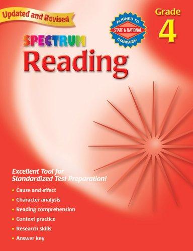 9780769638645: Spectrum Reading, Grade 4