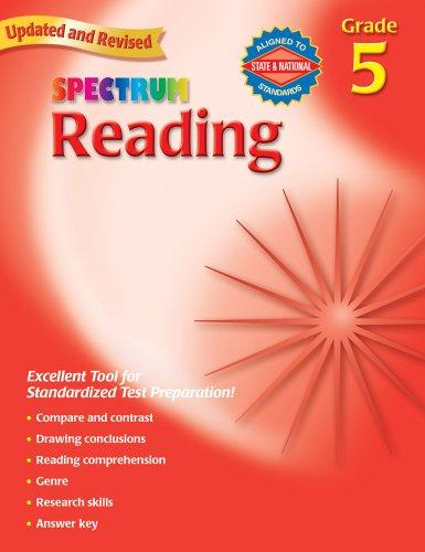 9780769638652: Spectrum Reading, Grade 5