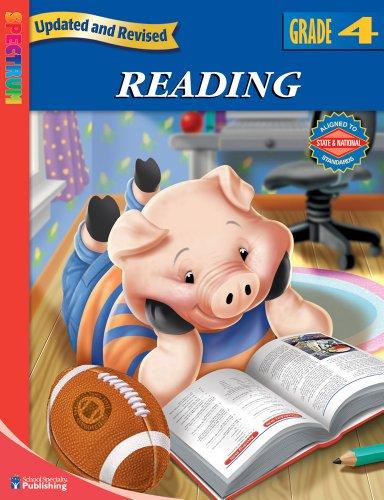 9780769638744: Spectrum Reading, Grade 4