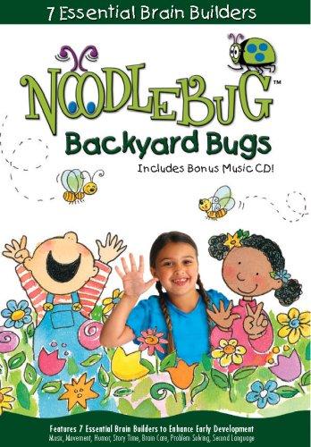 9780769639123: Noodlebug Backyard Bugs [VHS]