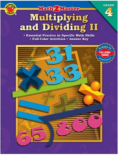 9780769639147: Multiplying And Dividing Ii