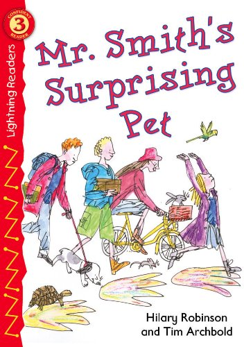 Mr. Smith's Surprising Pet, Level 3 (Lightning Readers) (0769640214) by Robinson, Hilary