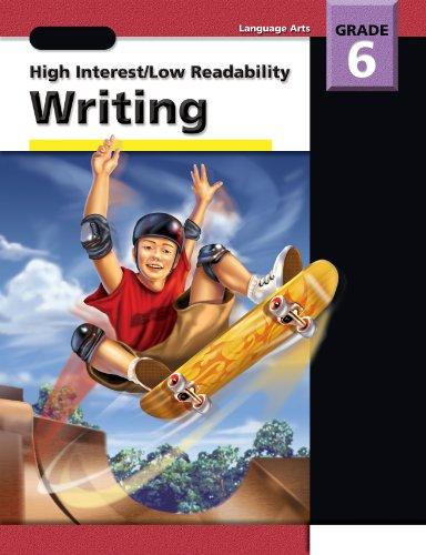 9780769640266: High Interest / Low-Readability Writing, Grade 6