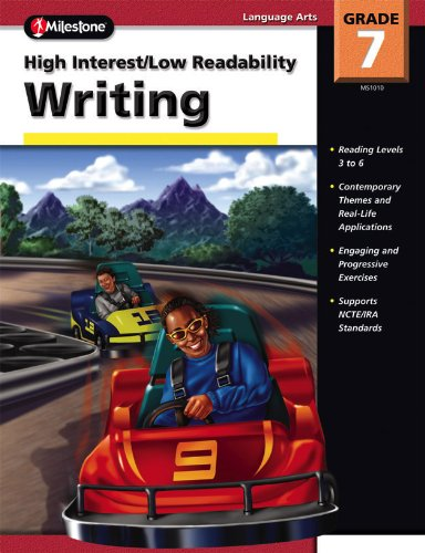 9780769640273: High Interest / Low-Readability Writing, Grade 7