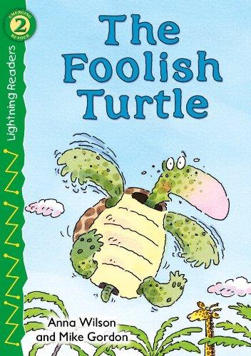 9780769640402: The Foolish Turtle, Level 2 (Lightning Readers)