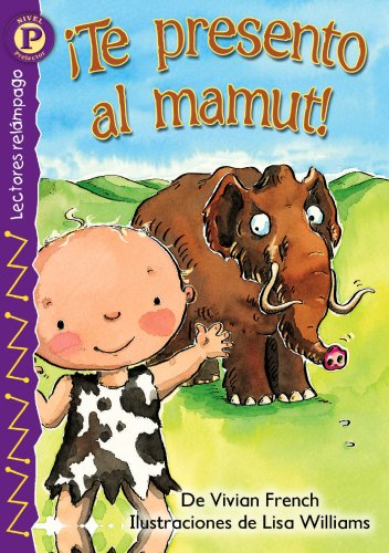 9780769642178: !Te presento al mamut! (Meet the Mammoth), Level P (Lightning Readers (Spanish)) (Spanish Edition)