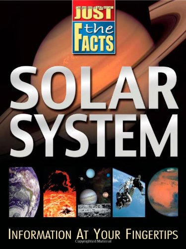 9780769642598: Just the Facts Solar System (Just the Facts (School Specialty))