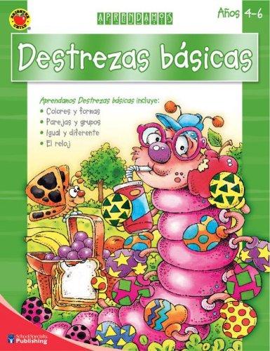 9780769643236: Aprendamos Destrezas básicas (Let's Learn Basic Skills) (Brighter Child: Aprendamos) (Spanish Edition)