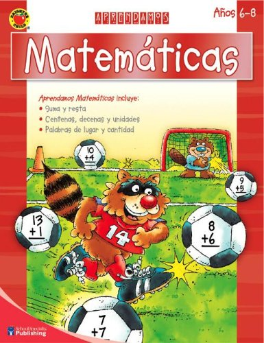 9780769643267: Aprendamos Matemáticas (Let's Learn Math) (Brighter Child: Aprendamos) (Spanish Edition)