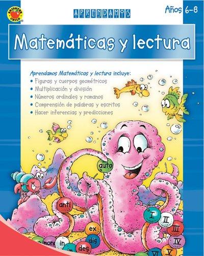 9780769643274: Matematicas y Lectura (Brighter Child: Aprendamos)