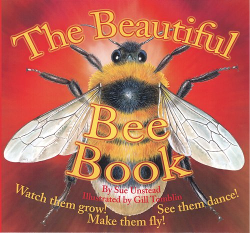 9780769644288: The Beautiful Bee Book (Beautiful Bug)