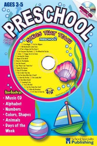9780769645742: Preschool: Songs That Teach Preschool