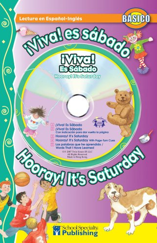 9780769646220: Viva! El Sabado! / Hooray! It's Saturday! (Dual Language Readers)