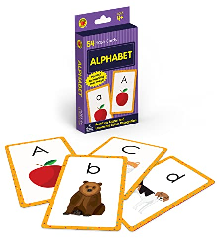 9780769646794: Alphabet (Brighter Child Flash Cards)