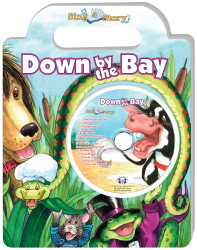 9780769649047: Down by the Bay Sing a Story Handled Board Book with CD