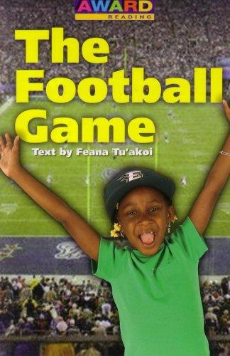 The Football Game (Award Reading:Emergent): Feana Tu'akoi