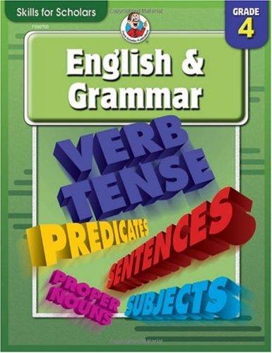 9780769649849: Skills for Scholars English & Grammar, Grade 4