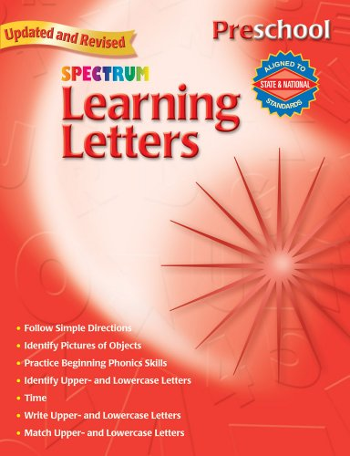 9780769651095: Spectrum Learning Letters