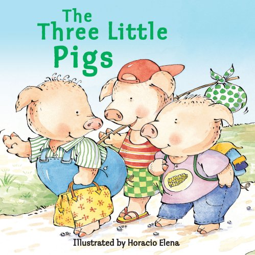9780769652689: The Three Little Pigs