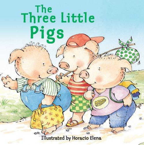 9780769652689: The Three Little Pigs