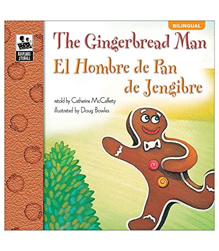 9780769654157: The Gingerbread Man/El Hombre de Pan de Jengibre (Keepsake Stories)