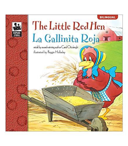 9780769654171: The Little Red Hen, Grades PK - 3: La Gallinita Roja (Keepsake Stories)