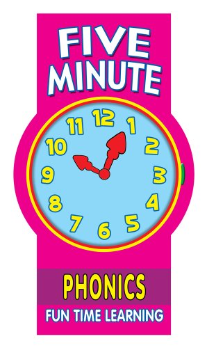 9780769656168: Five Minute Phonics: Fun Time Learning