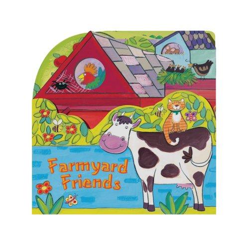 Farmyard Friends Window Board Book (Window Board Books): School Specialty Editorial