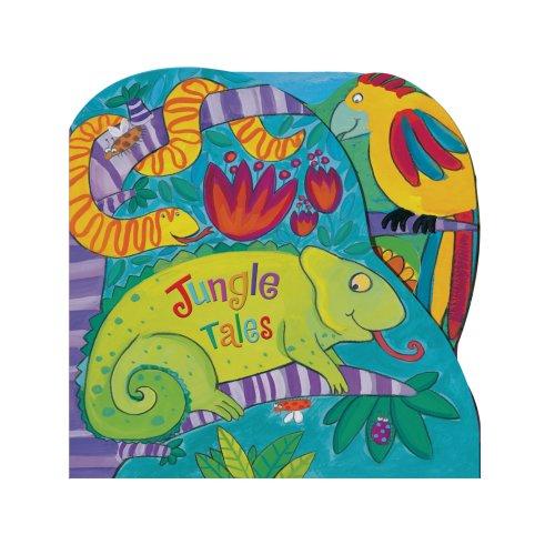 Jungle Tales Window Board Book