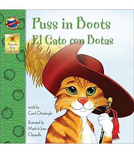9780769658636: Puss in Boots: El Gato con Botas (Keepsake Stories)