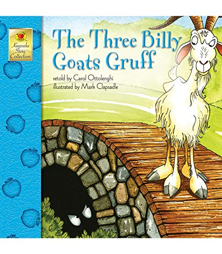9780769658681: The Three Billy Goats Gruff (Keepsake Stories)