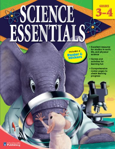 Science Essentials, Grades 3-4: School Specialty Publishing