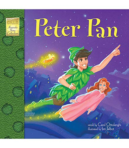 9780769660769: Peter Pan (Brighter Child Keepsake Stories)