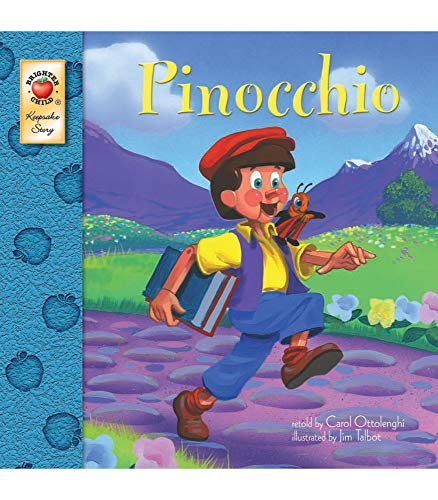 9780769660776: Pinocchio (Brighter Child Keepsake Stories)