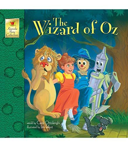 9780769660790: The Wizard of Oz (Keepsake Stories)