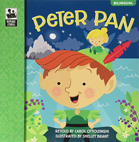 9780769660868: Bilingual Peter Pan (English-Spanish Keepsake Stories) (English and Spanish Edition)