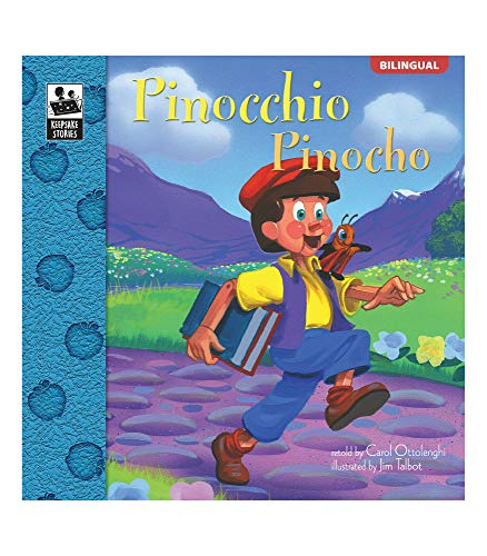9780769660875: Pinocchio/Pinocho (English-Spanish Brighter Child Keepsake Stories)