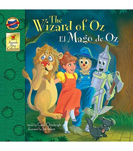 9780769660899: The Wizard of Oz/El Mago de Oz (English-Spanish Brighter Child Keepsake Stories)