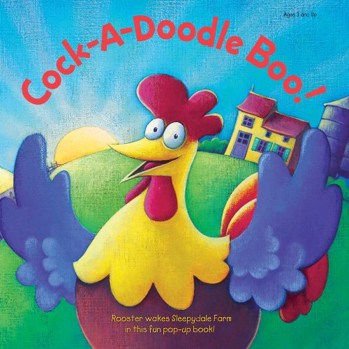 9780769662138: Cock-a-Doodle Boo! Pop-Up Storybook (Pop-Up Storybooks)