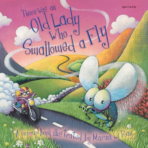 9780769662145: There Was an Old Lady Who Swallowed a Fly