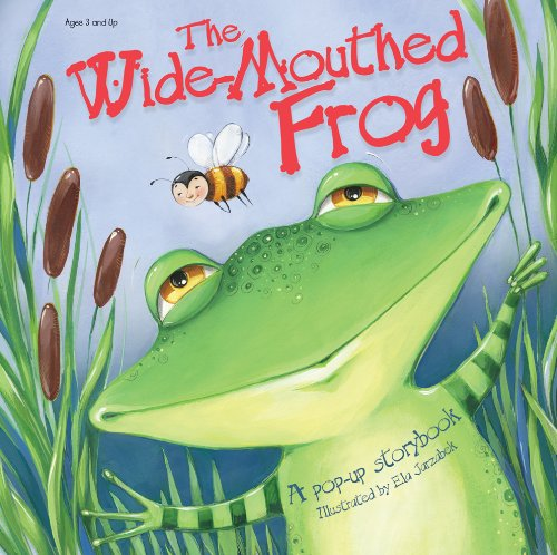 9780769662152: The Wide-Mouthed Frog Pop-Up Storybook (Pop-Up Storybooks)