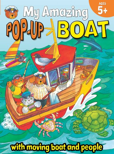 9780769662190: My Amazing Pop-Up Boat
