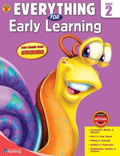 9780769667027: Everything for Early Learning, Grade 2