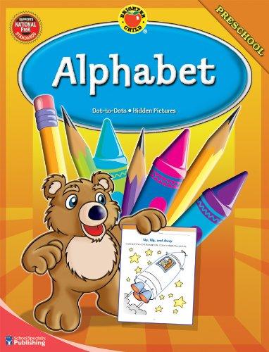 9780769676395: Brighter Child® Alphabet, Preschool (Brighter Child Workbooks)